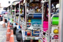 Такси tuks Tuk Стоковое Изображение RF