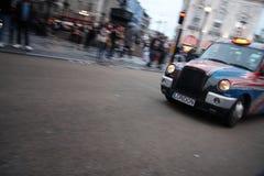 Таксомотор Лондон стоковая фотография rf