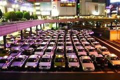 таксомотор японии Стоковое Фото
