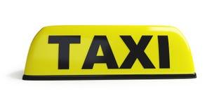 таксомотор Стоковое Изображение