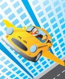 таксомотор Стоковая Фотография RF