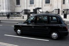 таксомотор london Стоковые Изображения RF
