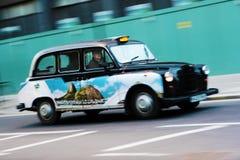 таксомотор london Стоковое фото RF