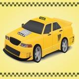 Таксомотор New York Стоковое Изображение