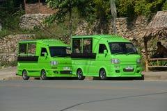 Таксомотор Phuket Стоковые Изображения RF