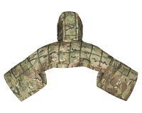 Тактическое камуфлирование для солдат Стоковое Фото
