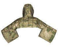 Тактическое камуфлирование для солдат Стоковое фото RF