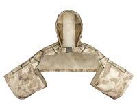 Тактическое камуфлирование для солдат Стоковое Изображение RF