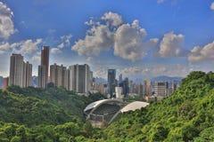 ТАК KON PO, стадион Гонконга Стоковые Фото