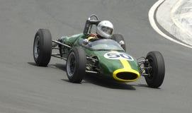 талисман гонки автомобиля Стоковое Изображение