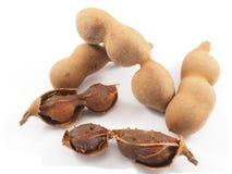 тамаринд помадки плодоовощ Стоковое Фото