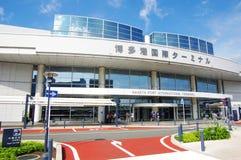 Таможни в Fukuoka Стоковое Изображение