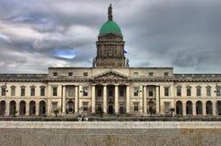 Таможня в Дублине стоковые изображения rf