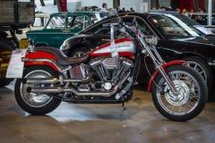 Таможня Deuce Harley-Davidson Softail мотоцилк, 2003 Стоковые Изображения RF