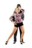 Танго танцев пар Стоковая Фотография RF