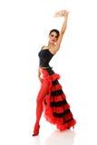 танго танцора Стоковые Изображения RF