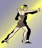 танго танцульки Стоковые Изображения