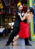 танго Стоковая Фотография RF