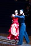 Танго - Emanuel Valeri/Tania Kehlet Стоковое Изображение RF