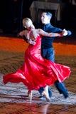 Танго - Emanuel Valeri/Tania Kehlet Стоковое Изображение