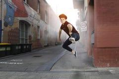 Танец его мир Мультимедиа стоковые изображения