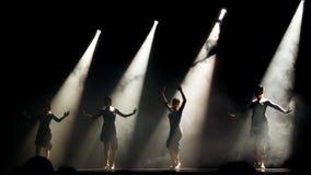 Танец испанского языка Стоковая Фотография