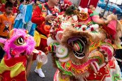 Танец львов Стоковое Изображение RF