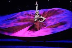 Танец мира Австрии памятей- фе-Индии цветка Стоковая Фотография RF