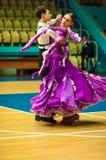 Танец пар Стоковые Изображения