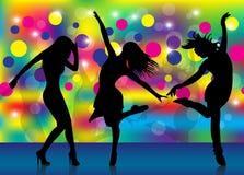 Танец Стоковое Изображение RF