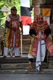 Танец Barong на Бали стоковое фото rf