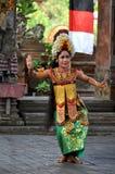 Танец Barong на Бали стоковые фотографии rf