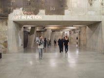 Танки на Tate современном, Лондоне Стоковое Фото