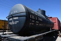 Танки поезда доставки поезда для грузить стоковое фото