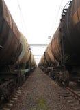 Танки поезда Стоковое Фото