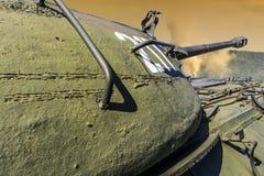 Танк войск башни Стоковое Фото