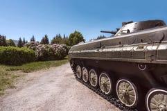 Танк пехоты светлый Стоковое Изображение RF