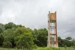 Танк Пуна, цистерна с водой, миномет, структура, высота Стоковое Изображение RF