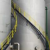 Танк с лестницей Стоковые Изображения RF