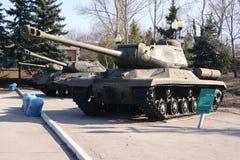 танк IS-2m Стоковые Изображения RF