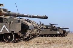Танк Merkava Стоковое Изображение RF