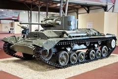 Танк Mk пехоты III валентинка Стоковое фото RF