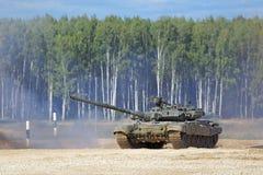 Танк T-90 Стоковые Фотографии RF