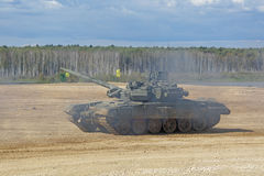 Танк T-90 Стоковое Изображение