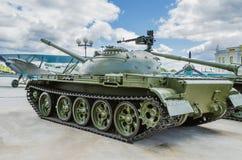 Танк T-54B Стоковое Фото