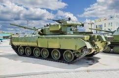 Танк T-80UD Стоковая Фотография