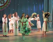 Танцевать детей Стоковая Фотография RF