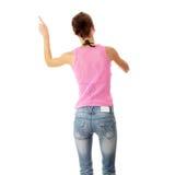 танцевать предназначенный для подростков Стоковые Изображения