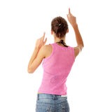 танцевать предназначенный для подростков Стоковая Фотография RF