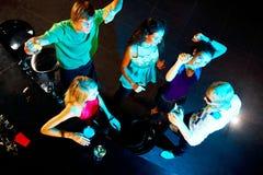 танцевать совместно Стоковая Фотография RF
